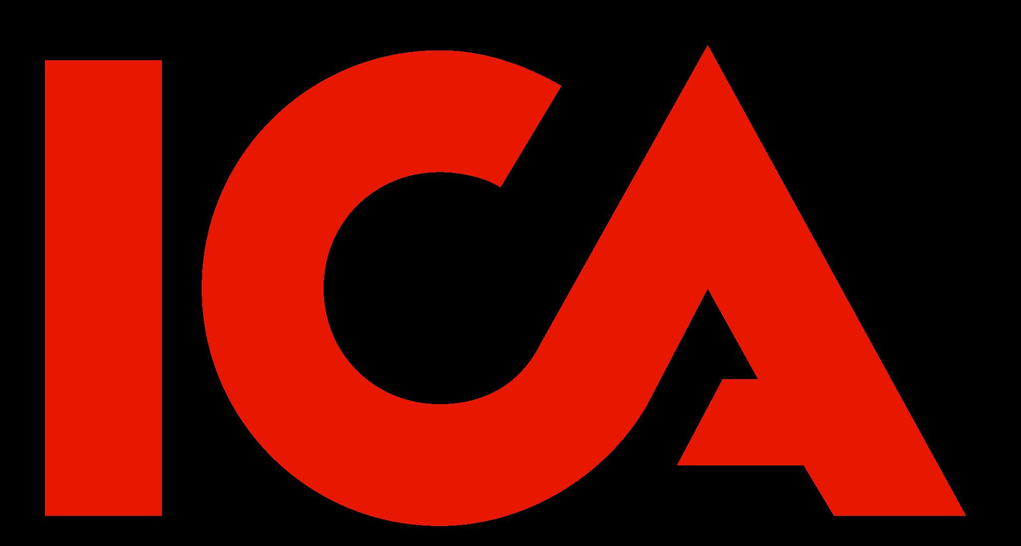 ICA-logotyp